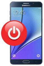 Galaxy Note 5 Power Button Repair