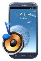 Samsung Galaxy S3 Loudspeaker Repair