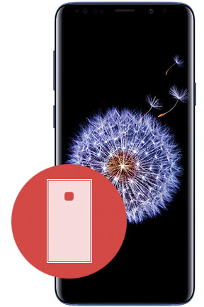 Galaxy S9 Plus Back Glass Replacement