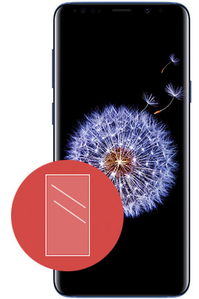 Galaxy S9 Plus Glass Replacement