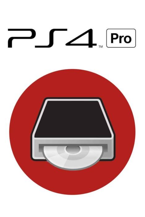 Playstation 4 Pro Disc Drive Repair