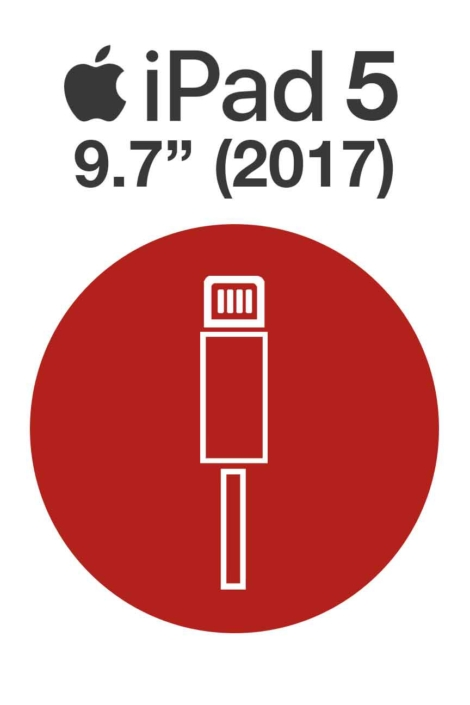 """iPad 5 9.7"""" (2017) Charger Port Repair"""