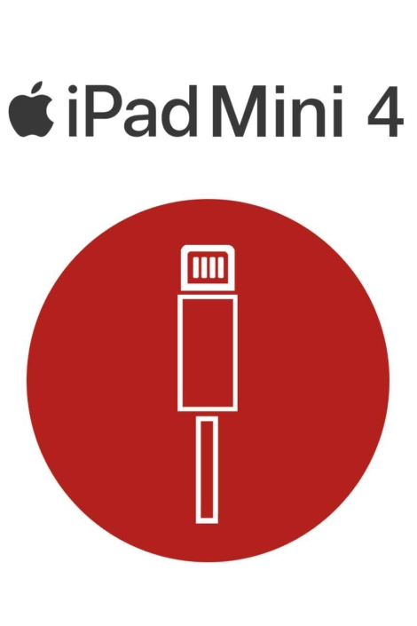 iPad Mini 4 Charger Port Repair