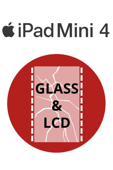 iPad Mini 4 Glass & LCD Repair