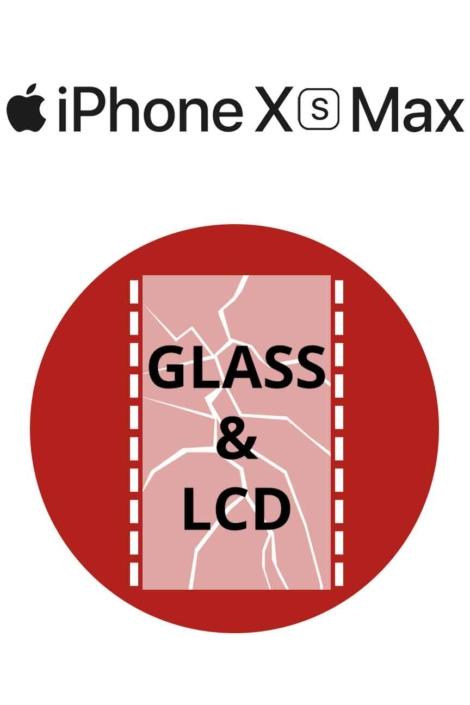 iPhone Xs Max Glass & LCD Repair