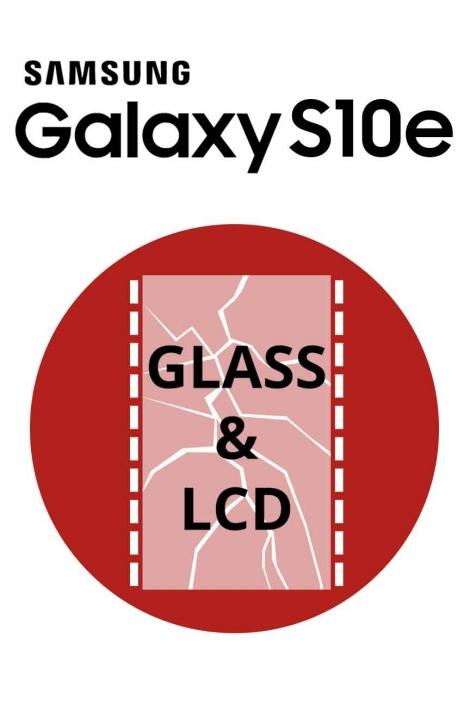 Galaxy S10e Glass & LCD Repair