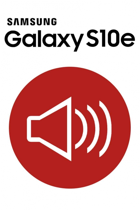 Galaxy S10e Speaker Replacement