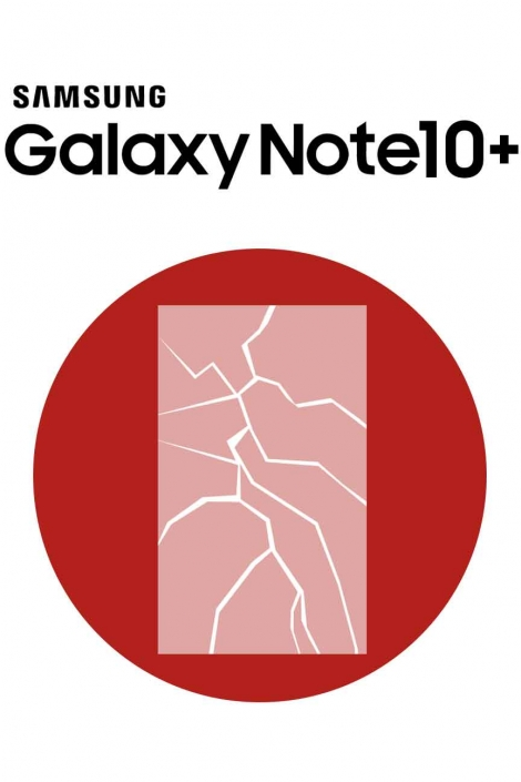 Galaxy Note 10 Plus Glass & LCD Replacement