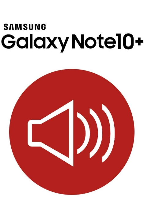 Galaxy Note 10 Plus Speaker Replacement