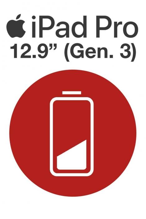 "iPad Pro 12.9"" (Gen. 3) Battery Replacement"
