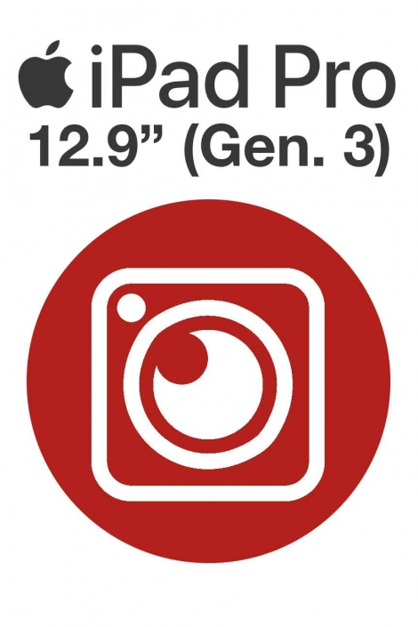 "iPad Pro 12.9"" (Gen. 3) Camera Replacement"