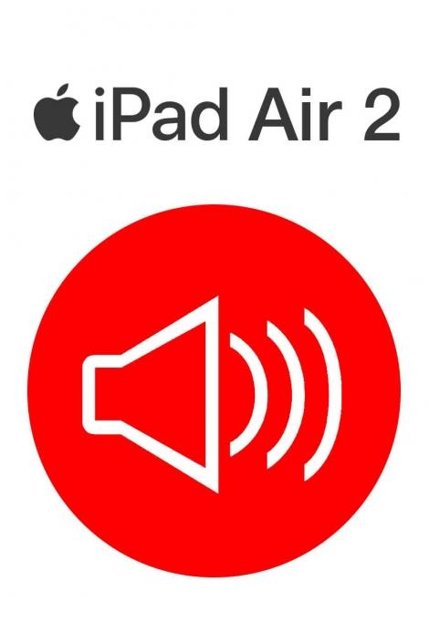 iPad Air 2 Speaker Replacement